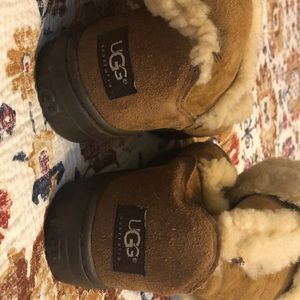 Ugg fur winter boot